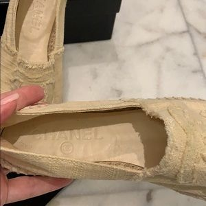 CHANEL Shoes - Chanel Espadrille Shoes sz 38 Brand New